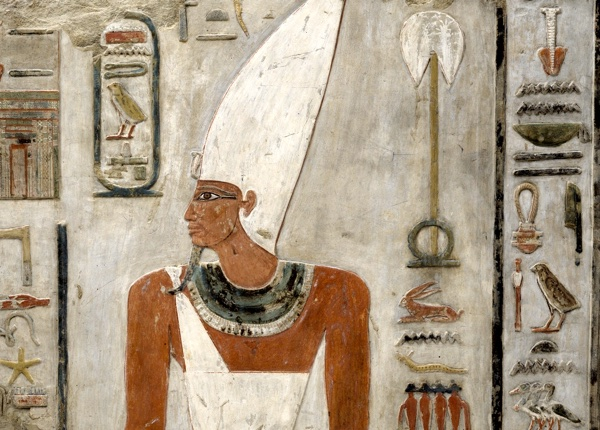 Was Mentuhotep II the inspiration for the Egyptian king? (1)