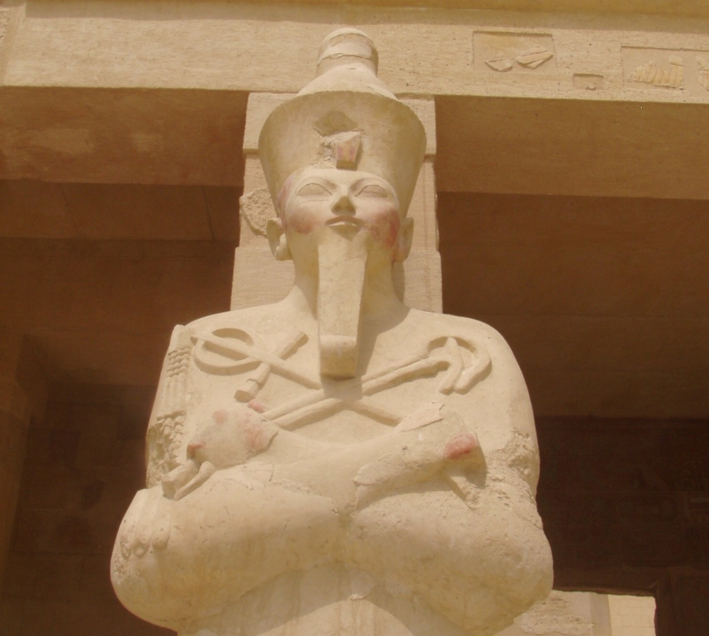 Hatshepsut might have served as Ahmanet's inspiration
