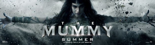 'The Mummy' Banner