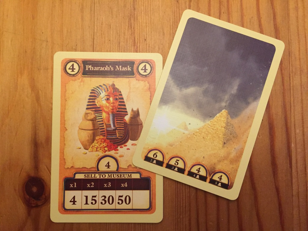archaeology-card-game-pharaoh-mask-sandstorm