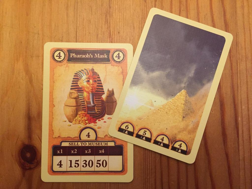 archaeology-card-game-pharaoh-mask-sandstorm
