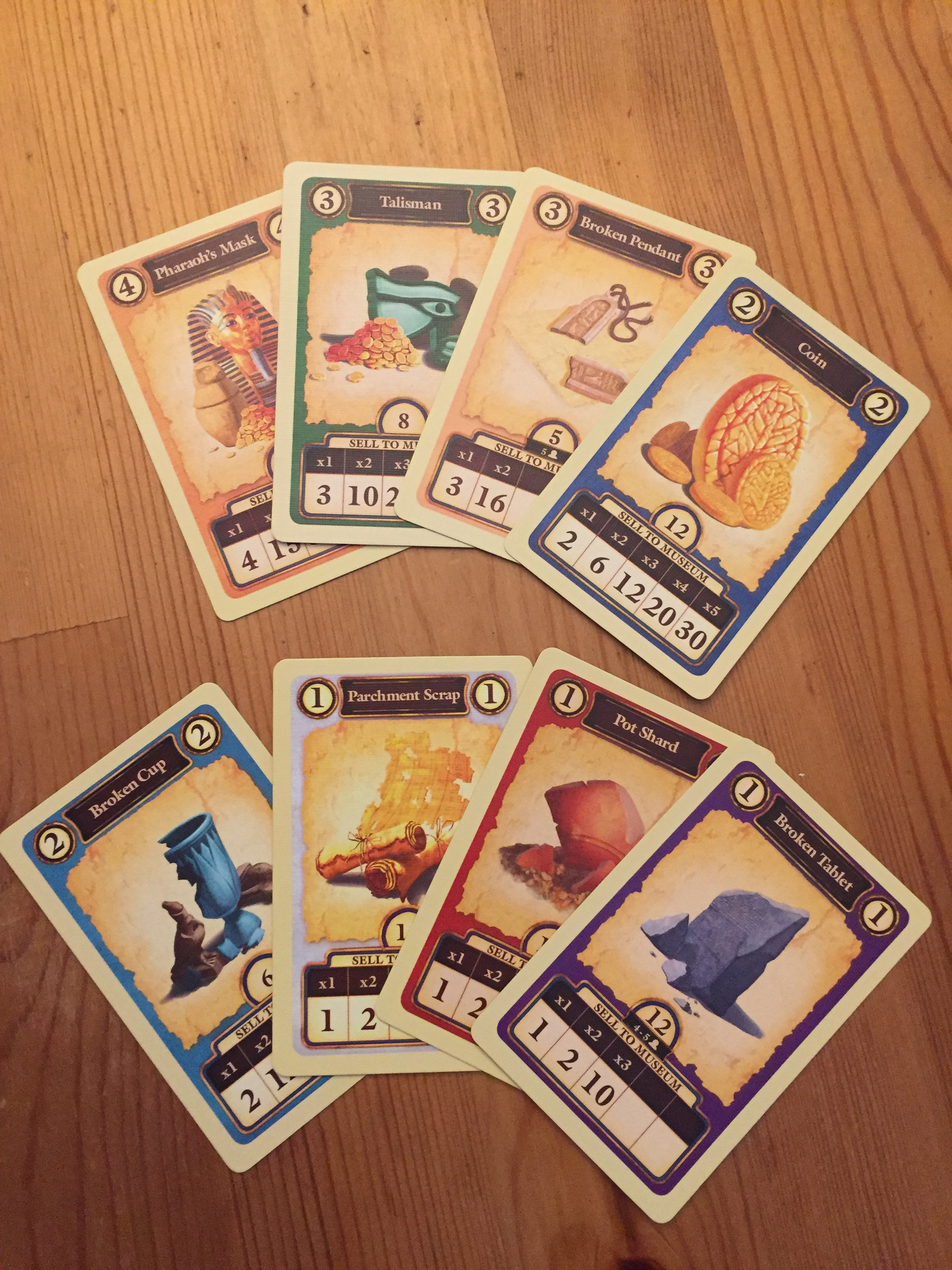 archaeology-card-game-treasure-cards