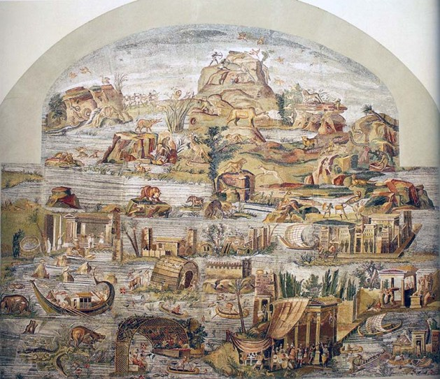 The Nilotic Mosaic at Praeneste (1)
