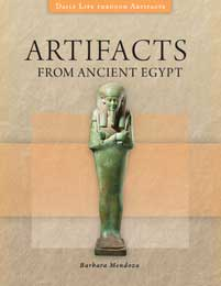 "B. Mendoza ""Artifacts from Ancient Egypt"""