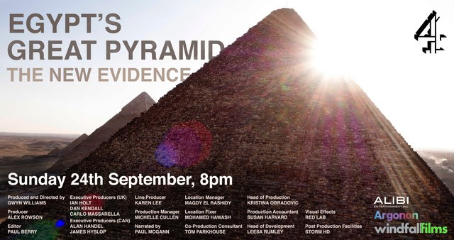 Scribal Spotlight: Egypt's Great Pyramid (Documentary) - Nile Scribes