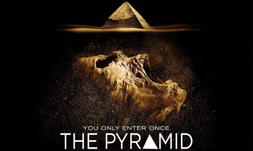 The Pyramid was directed by Gregory Levasseur and released in 2014